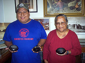 Maria Martinez Pottery